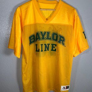 Augusta Baylor University Jones #19 Yellow Jersey
